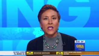 Robin Roberts Threw A 'Bye, Felicia' At Omarosa On 'Good Morning America' And Nobody Can Handle It