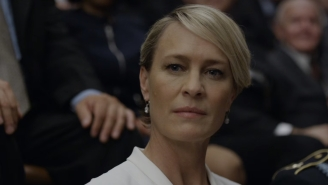 With Kevin Spacey Out, 'House Of Cards' Will Continue On With Robin Wright As Its Star