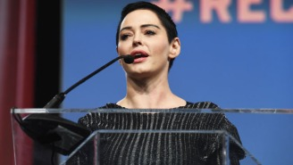 Rose McGowan Wants The Media To Stop Using 'Alleged' In Reporting On Sexual Misconduct