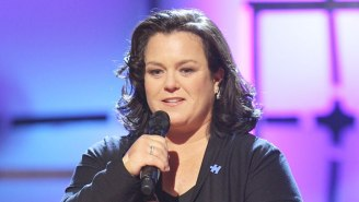 Rosie O'Donnell Apparently Tweet-Offered To Pay Republican Senators To Vote Against The Tax Bill