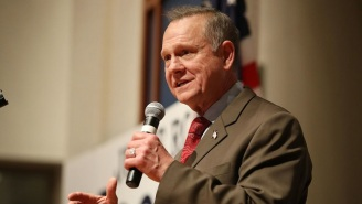 Roy Moore Files A Motion To Try To Block Certification Of Alabama's Election Results