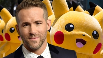 Ryan Reynolds Will Star As 'Detective Pikachu' In The Live-Action 'Pokémon' Movie