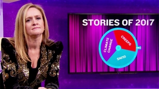 Samantha Bee Takes Matt Lauer, Charlie Rose, And Other Media Men To The Woodshed For Their 'Creepy' Behavior