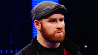 Why Sami Zayn Is The Perfect Choice To Win The 2018 WWE Royal Rumble