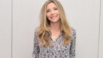 The 'Roseanne' Revival Reveals What Part Sarah Chalke, The Second Becky, Will Play