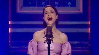 St. Vincent Brought Brought The House Down With A Moving Rendition Of 'Slow Disco' On Fallon