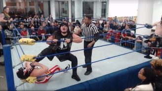 A Pro Wrestling Show Inside A Public Library Was The Hottest Ticket In Milwaukee
