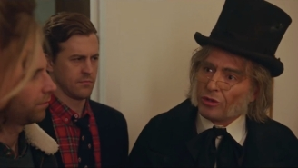 'SNL' Brings The Miserly 'Scrudge' Out Of His Apartment To Ruin Your Holiday Party