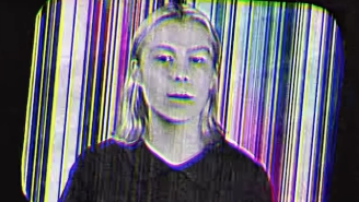 Phoebe Bridgers And Conor Oberst Channel VHS Nostalgia In The 'Would You Rather' Video