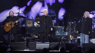 Did David Crosby Just Hint That A Crosby Stills Nash & Young Reunion Is In The Works?