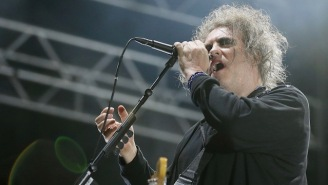 The Cure's Apathetic Response To A Hall Of Fame Interviewer Proves They're Still Goth Icons