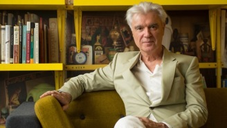 It Looks Like David Byrne Is Dropping A New Album Called 'American Utopia' This Spring