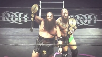 One Of The Top Tag Teams In Indie Wrestling Might Be On Their Way To WWE