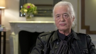 Jimmy Page Is Planning On Marking Led Zeppelin's 50th Anniversary In 2018 With New, 'Unheard' Material
