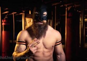 Watch This Lucha Underground Star Wrestle In A Mexican Restaurant