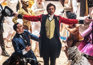'The Greatest Showman' Is A Pleasant, Baffling Musical Spectacle