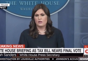 Sarah Huckabee Sanders Says There's Not 'Any One Thing' That Could Have Been Done To Prevent Sandy Hook