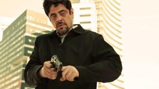 Benicio Del Toro Is In Top Murderous Form In The First Trailer For 'Sicario 2: Soldado'