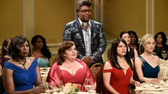 Kenan Thompson Is Absolutely The Star Of This 'SNL' Bachelor Auction