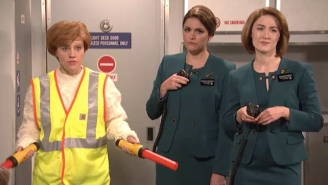 'SNL' Poked Fun At Irish Airline Aer Lingus And Got A (Winking) Trumpesque Tweet In Return