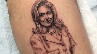 'SNL' Star Pete Davidson Got Hillary Clinton Tattooed To His Body As A Special Christmas Gift