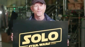 Ron Howard Reportedly Reshot More Of 'Solo: A Star Wars Story' Than 'Originally Intended'