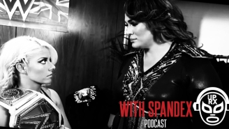 McMahonsplaining, The With Spandex Podcast Episode 18: Alexa Bliss And Nia Jax
