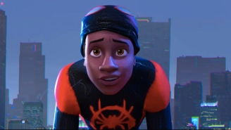 Miles Morales Swings Into Action In The 'Spider-Man: Into The Spider-Verse' Trailer