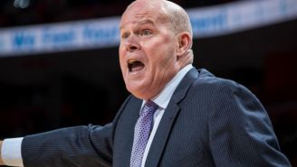 Head Coach Steve Clifford Has Left The Hornets Due To Undisclosed Health Issues
