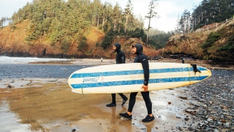 Escaping The City To Ride The Waves, Just 90 Minutes Out Of Portland