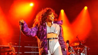 SZA And Chance The Rapper Surprise Concertgoers With An Unexpected Performance Of 'Child's Play'