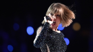 Taylor Swift Shakes Off The Haters In The Poem She Wrote For Her First 'Reputation' Era 'Vogue' Cover