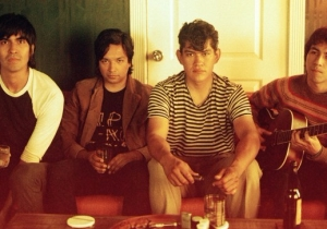 LA Garage Rockers The Tracks Explode Out Of The DIY Scene With 'Hanging On'