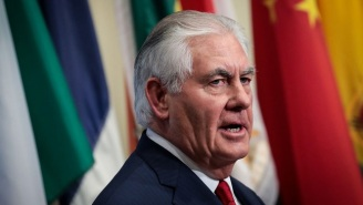 Rex Tillerson Walks Back Previous Offer For Talks With North Korea While Condemning Russia And China