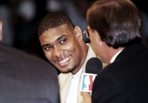 Looking Back On The Delightfully Zany 1997 NBA Draft