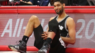 Tim Duncan Allegedly Didn't Sign In Orlando Because Of A Doc Rivers Plane Policy