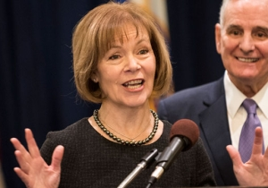 Minnesota Lt. Governor Tina Smith Has Been Appointed To Step Into Al Franken's Senate Seat