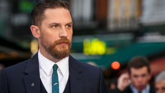 Here's Tom Hardy's Cameo In 'Star Wars: The Last Jedi'