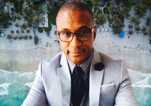 Actor And Comedian Tommy Davidson Shares His Favorite Spots In Miami
