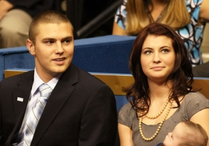For The Second Time In Two Years, Track Palin Has Been Arrested On Suspicion Of Domestic Violence