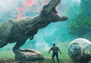 The First 'Jurassic World: Fallen Kingdom' Trailer Is Here Because Life Finds A Way