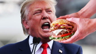 Trump's Fast Food Diet Was Put On Blast By His Former Campaign Manager