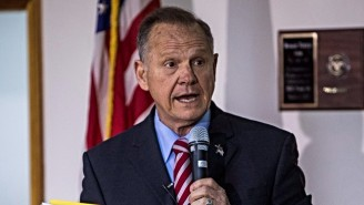 President Trump Finally Offers Roy Moore His Official Endorsement In The Alabama Senate Race