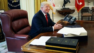 Trump's Impromptu, Uninhibited Interview With The 'NY Times' Went About As Well As You'd Expect