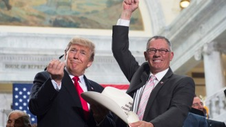 We Can Now Add 'Utah' To The List Of Words Donald Trump Mispronounces