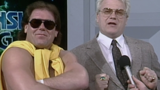 The Best And Worst Of NWA World Championship Wrestling 3/1/86: A Valiant Effort