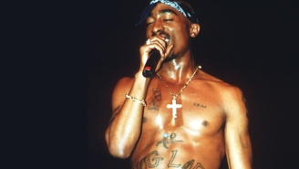 Tupac's Ex-Girlfriend Is Auctioning Off A Pic Of His California Love For Almost $8K