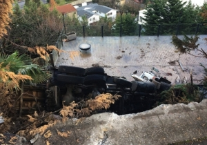 Evan Turner's Chef Reportedly Rescued The Truck Driver That Crashed Into His Pool