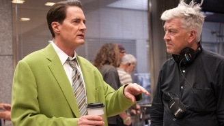 David Lynch Initially Walked Away From Showtime Over Their 'Twin Peaks' Budget