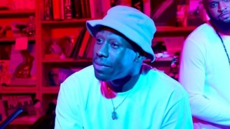 Tyler The Creator's Tiny Desk Concert Is Vibrant And Hilarious